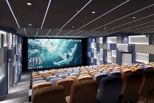 电影院3D模型下载