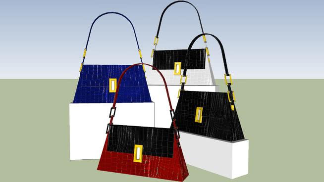 皮革手袋收集 包 围裙 篮子 钱包