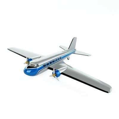 白色小型飞机
