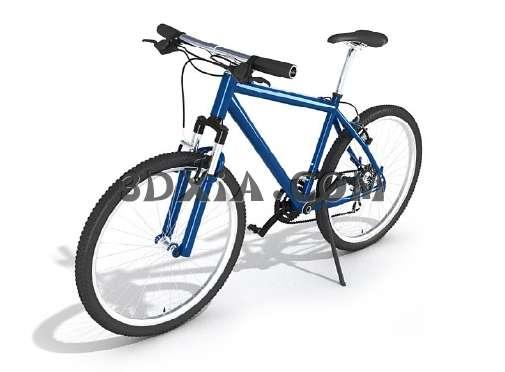 自行車3D模型