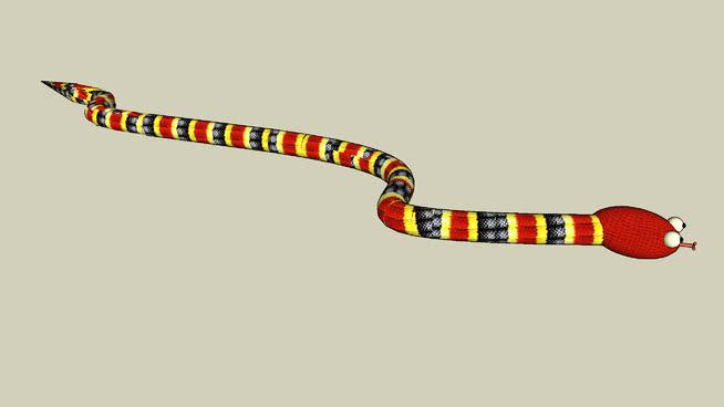 珊瑚蛇 大王蛇 滑雪板 小刀 蜻蜓 风筝