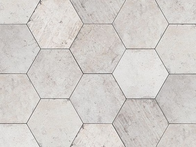 地砖 瓷砖 六角砖
