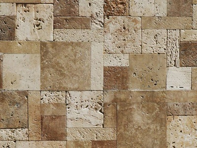 高清 几何拼图 仿古砖墙贴图