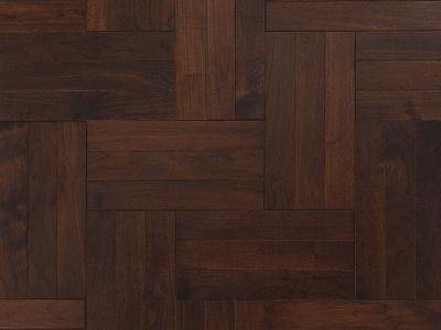 高清咖啡色木地板木拼板