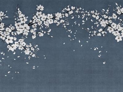 高清新中式梅花壁纸