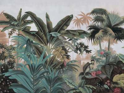 东南亚风格壁纸