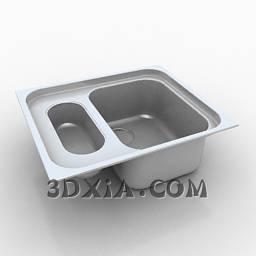 d洗手盆sdown103-3DS格式