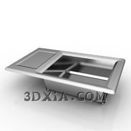d洗手盆sdown62-3DS格式