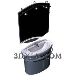 d洗手台sdown82-3DS格式