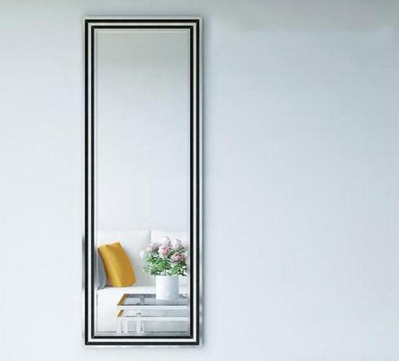 现代简约悬挂全身镜模型 简约 现代 镜子 悬挂 全身镜