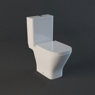 马桶015方形 白色 卫生间 卫浴 陶瓷 纯色 马桶
