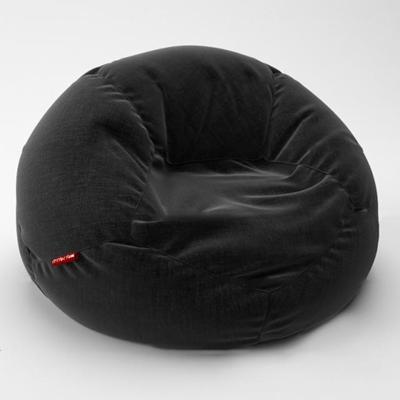 现代布艺懒人沙发3D模型