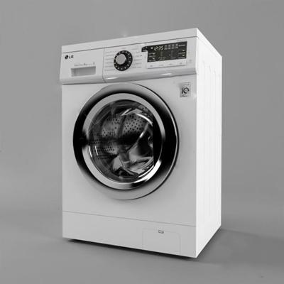 洗衣机 3D模型