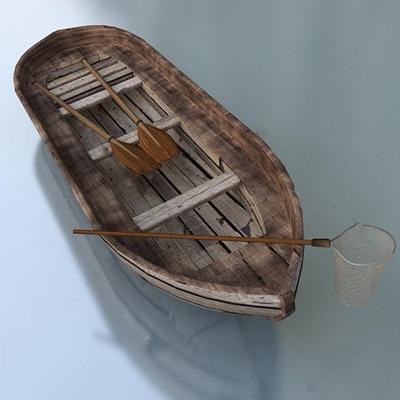 船3D模型下载  溜溜ID:350133