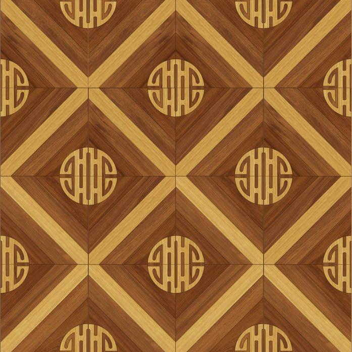 木纹木材-木质拼花 002