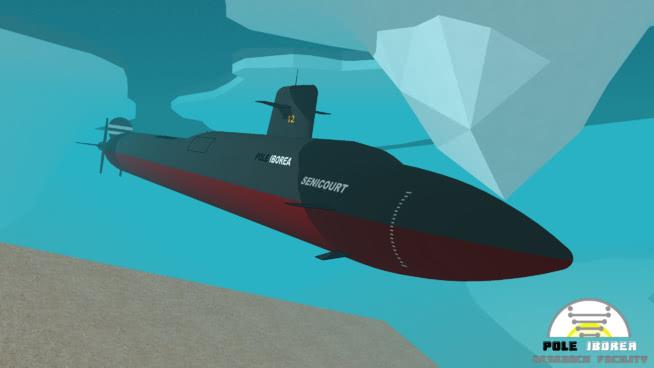 核潜艇 潜艇 集装箱船 飞机 导弹 雨伞