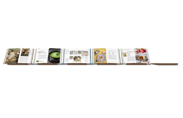 杂志书籍摆设SU模型