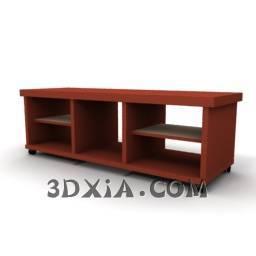 dmax电视地柜sdown-74-3DS格式