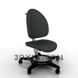 d办公椅sdown-187-3DS格式