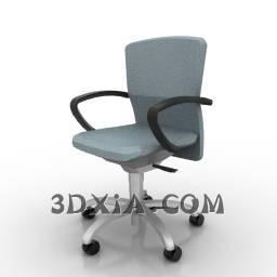 办公椅dmaxsdown-156-3DS格式