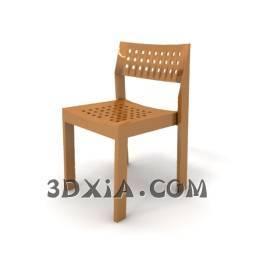 椅子A-349-3DS格式