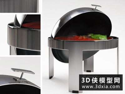 自助餐器皿