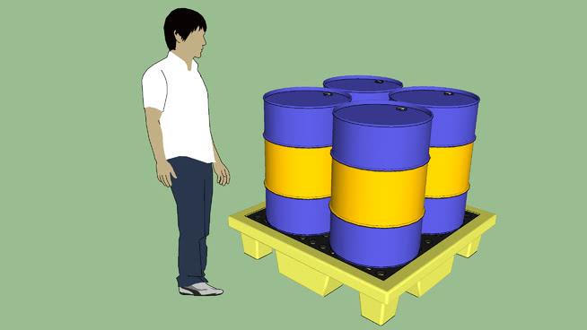 工业系列.设备.容器.鼓溢出遏制托盘/桶 水桶 桶 垃圾箱 杯子 其他