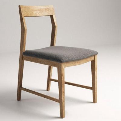 第二季模型套装(国外单体)新中式椅子34古典 雕花 新中式 椅子 复古 原木 单体 太师椅 国外