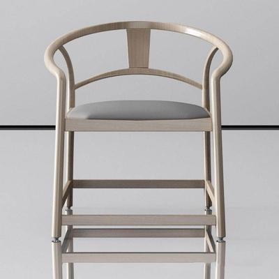 第二季模型套装(国外单体)新中式椅子11古典 雕花 新中式 椅子 复古 原木 单体 太师椅 国外