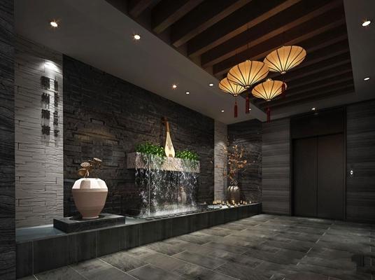 新中式茶樓