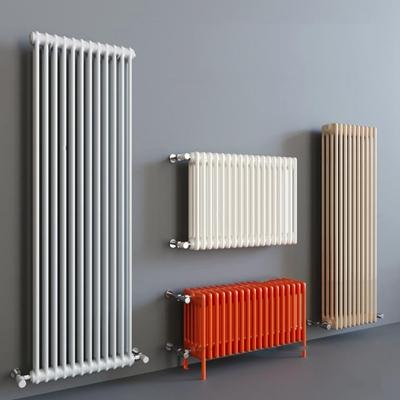 现代暖气片散热片3D模型
