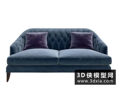 现代简欧沙发
