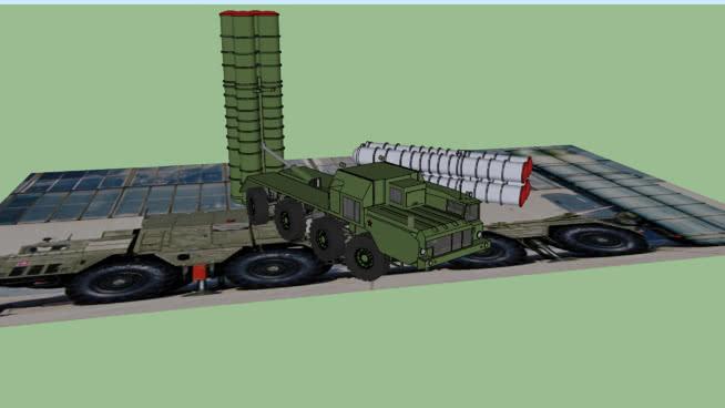 """S300型PMU SA-10""""咕哝""""防空导弹发射器 垃圾车 起重机 收割机 水陆两用车 半履带"""