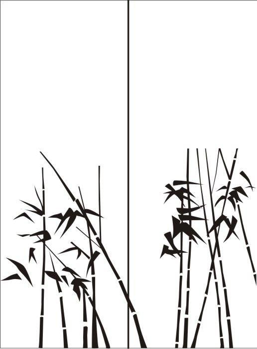 凹凸黑白-黑白古典 139
