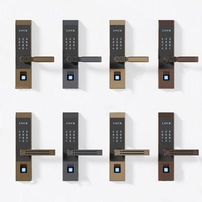 现代门把手3D模型