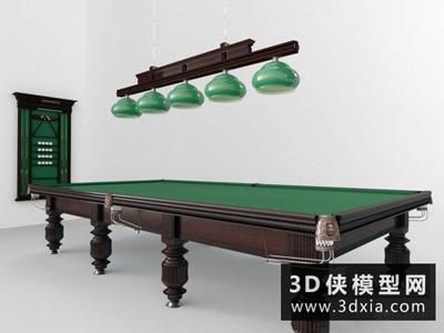 欧式台球桌