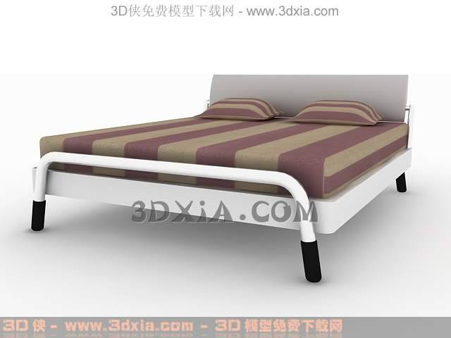 3D床-版本3dmax8-34