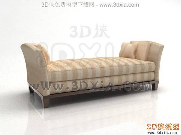 单人沙发-3DMAX2008-22