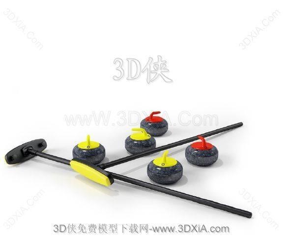 3D体育模型下载-版本3D2008-10