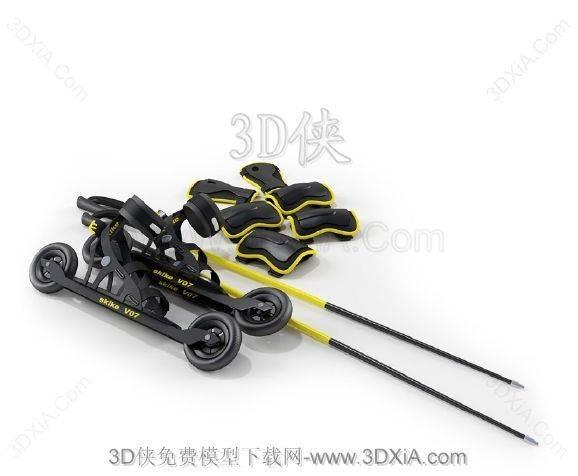 3D体育模型下载-版本3D2008-24