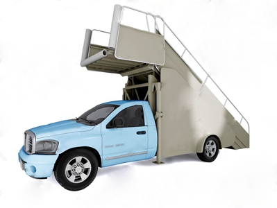 汽车 现代其他器材 叉车 楼梯车