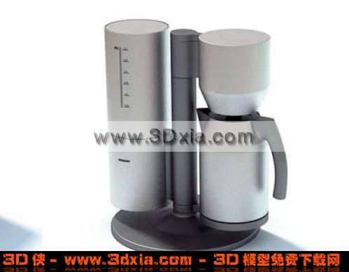 食品电器3D模型下载
