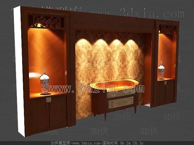 柜子3D模型-版本2009-282