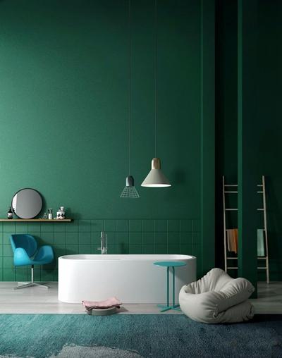 北欧浴缸 北欧浴缸 懒人沙发 吊灯 单椅