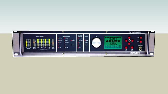 AHEX 2020 数字时钟 其他 示波器 调制解调器 收音机