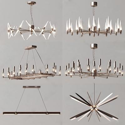 现代金属吊灯 现代吊灯 金属吊灯