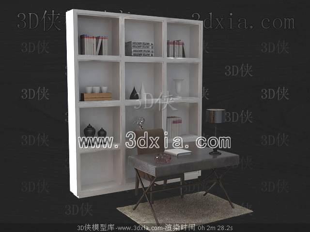 壁柜3D模型-版本2009-316