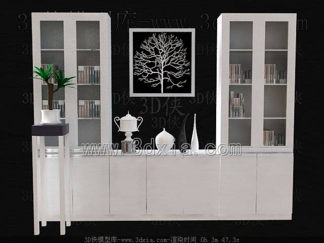 壁柜3D模型-版本2009-76