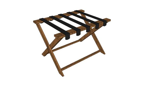 行李架 椅子 折叠椅 桌子