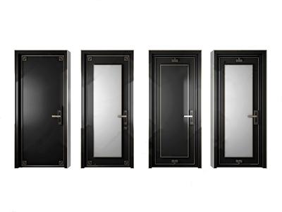 新中式门 新中式门 房门 卫生间门 单开门